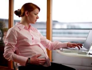 Могут ли уволить беременную женщину?